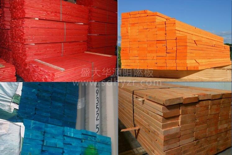 阻燃木材改性技术