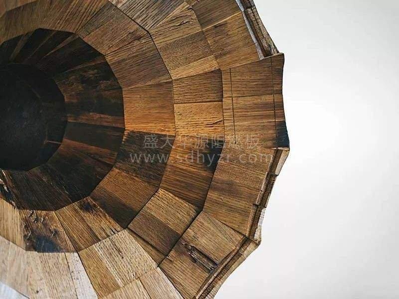 阻燃木质材料